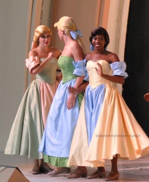 The Bimbettes in Disney World