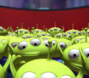 Los Aliens (Toy Story)