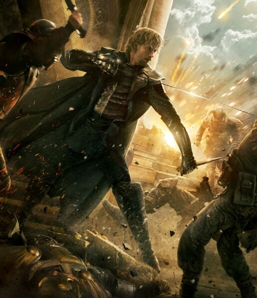 Fandral The Dashing Thor 2 Fandral - Disney Wiki ...