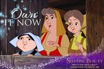 Sleeping Beauty Diamond Edition Own It Now Promotion 2