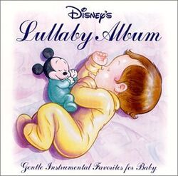 Disneys lullaby album