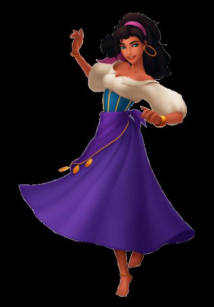 esmeralda principessa disney