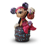 Minnie Mouse ''Boo-Caneers!'' Figure by Jim Shore