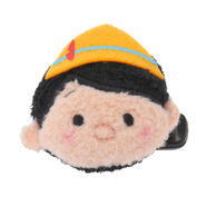 Pinocchio Plush Badge Tsum Tsum