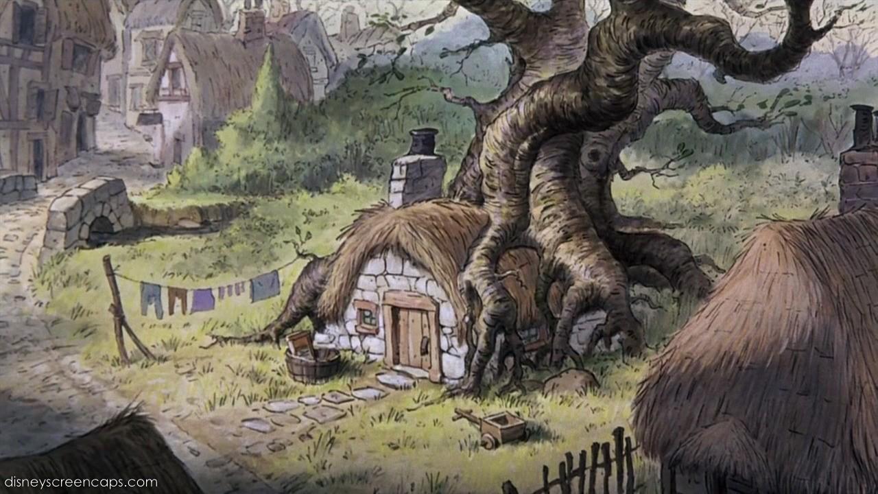 the rabbits small cottage disney wiki fandom powered