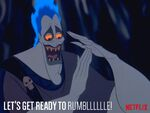 Hercules - Netflix - LET'S GET READY TO RUBLLLLLLE