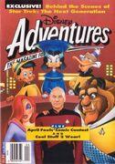 Disney Adventure star trek