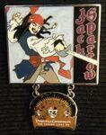 Jack Sparrow Pin 2