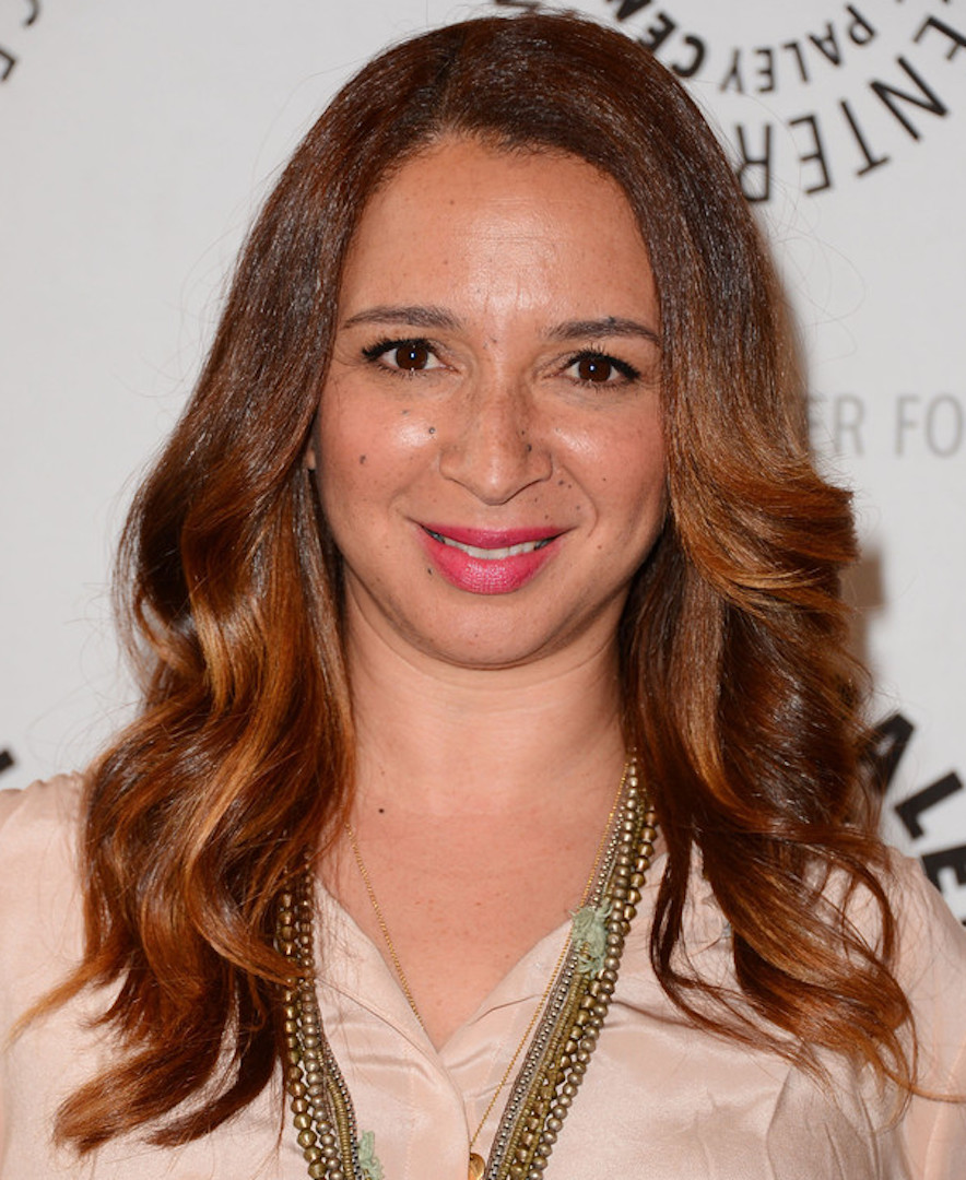 Photo of the enigmatic mysterious  Maya Rudolph from  Gainesville, Florida, United States without makeup