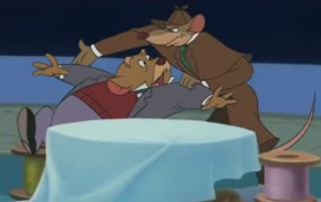 File:Basil with Dawson in House of Mouse.png