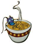 Disneyland Paris - Crickee in a cup