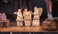 Victor, Hugo and Laverne