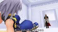 Riku and Ansem