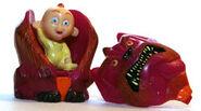 2 Part Jack jack Toy