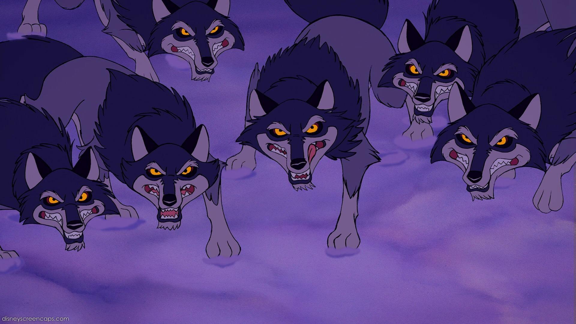 Wolves Disney Wiki Fandom Powered By Wikia
