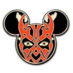 Darth Maul Mickey Pin
