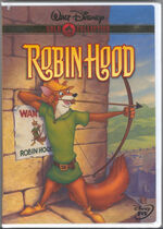 RobinHood GoldCollection DVD