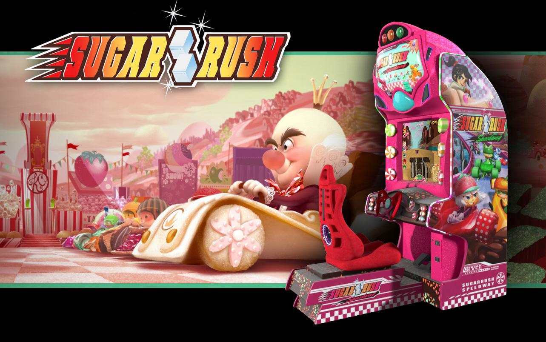 Game Sugar Rush