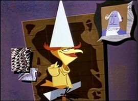 Bertie Birdbrain Disney Wiki Fandom Powered By Wikia