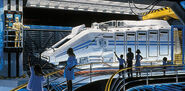 Star Tours Concept Art
