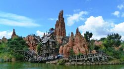 Big Thunder Mountain Railroad - Disneyland Paris