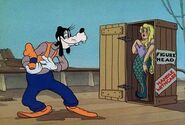 Goofy and figurehead