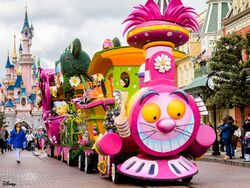 Minnie's Little Spring Train 2016