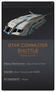Star Commuter 2000