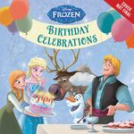 Frozen Birthday Celebrations