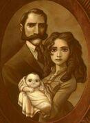 Tarzan und seine Eltern