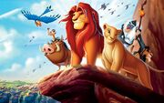 The Lion King Promo Picture