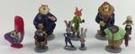 Zootopia Figures