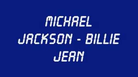 Video - Michael Jackson - Billie Jean | Disney Wiki ...