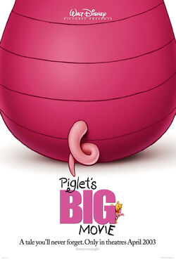 Piglets big movie teaser