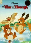 The fox and the hound classic storybook