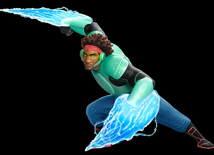 Image result for wasabi big hero 6