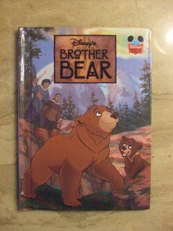 Brother bear disney wonderful world of reading