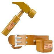 Fix-it-felix-jr-belt-and-hammer-set-wreck-it-ralph