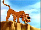Louie the lion2