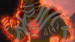 N'Kantu, the Living Mummy USM 4
