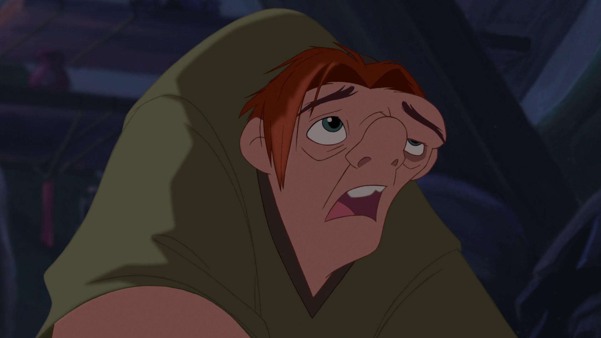Quasimodo Disney Maisie Williams Entra ...
