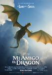 Pete's Dragon Spanish Poster