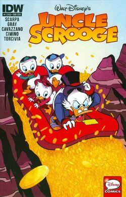 UncleScrooge 405