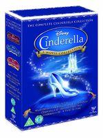 Cinderella 1-3 Box Set UK DVD