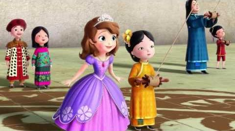 Sofia the First - Theme Song (Third)