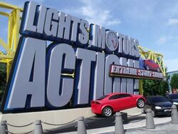 Stunt Show Spectacular at Disney's Hollywood Studios
