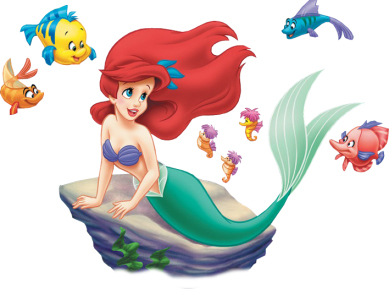 File:Ariel-fish-friends.jpg