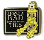 Goofy C 3PO Pin