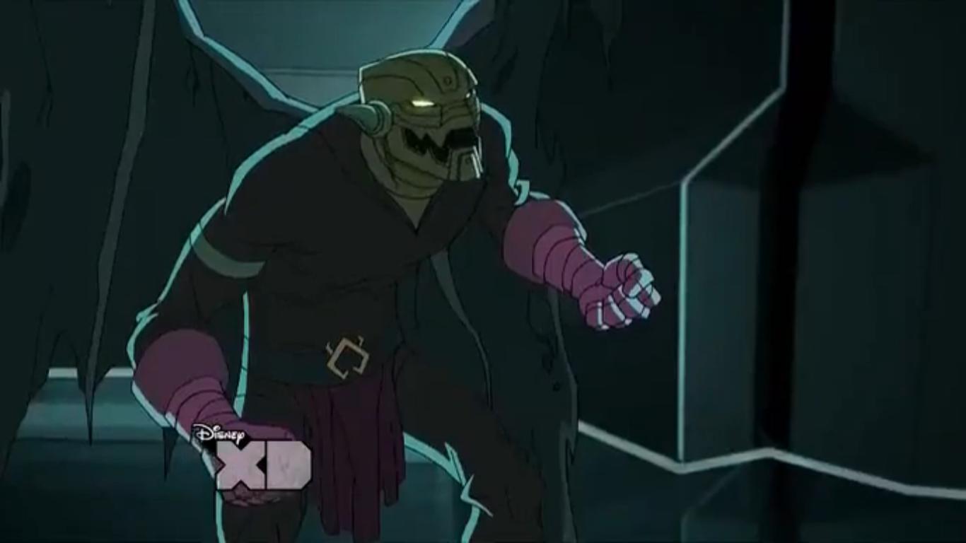 dark champions the animated series pdf