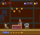 Bonkers (SNES) - Mickey and Donald
